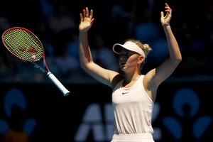 Юная украинка поделилась эмоциями от выхода в третий круг Australian Open