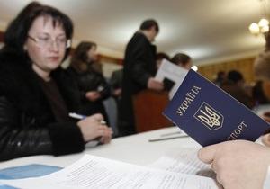 Во Львовской психбольнице  журналисты  прервали процесс голосования