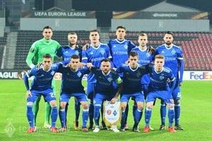 Динамо - найкращий серед клубів з України в рейтингу ІФФХС