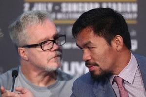 Тренер Пак яо хоче побачити бій філіппінця з Ломаченком
