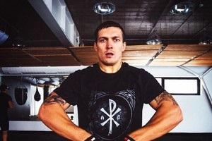 Усик назвав найтехнічнішого боксера, з яким хотів би зустрітися