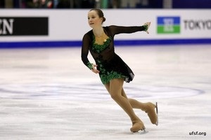 Фигурное катание: финал для Хныченковой, провал Паниота на ЧЕ