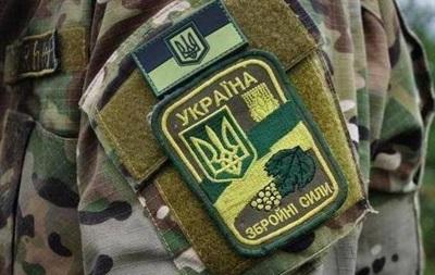 В Днепре застрелился солдат-срочник - СМИ