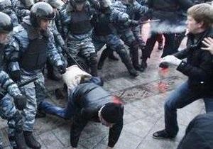 В Санкт-Петербурге задержали 60 участников шествия памяти Свиридова