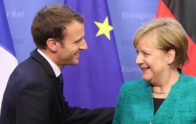 Германия и Франция обновят Елисейский договор
