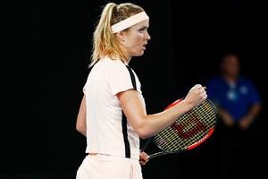 Свитолина – первая украинка, которая сыграет в 1/4 финала Australian Open