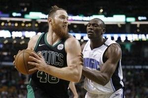 НБА: Орландо обіграв Бостон, Сан-Антоніо зіграє з Індіаною