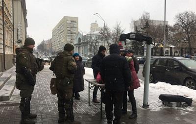 На День Соборности в Киеве усилили охрану