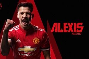 Санчес став гравцем Манчестер Юнайтед