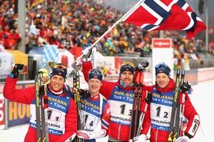 Стали відомі імена норвежців, які виступлять у спринті на Олімпіаді-2018