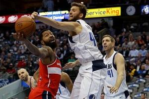НБА: Х юстон обіграв Маямі, Вашингтон поступився Далласу