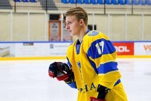 Украинского хоккеиста могут выбрать на драфте НХЛ