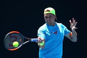 Мати тенісиста, радіючи, зламала ребро - її син у півфіналі Australian Open