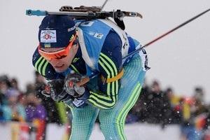 Биатлон: украинские биатлонисты провалили индивидуальную гонку на ЧЕ