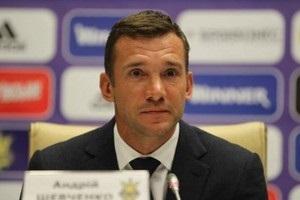 Шевченко прокоментував результати жеребкування Ліги націй
