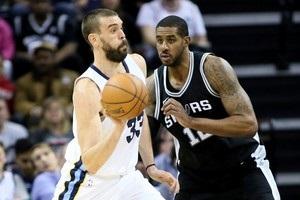 НБА: Сан Антоніо обіграв Мемфіс, Атланта поступилася Торонто