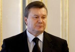 Янукович уволил послов Украины в Израиле, Туркменистане и Афганистане