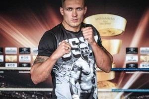 Дзинзирук: Усик станет чемпионом WBSS