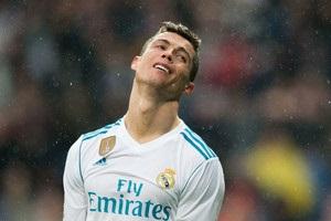Роналду: Положення в таблиці чемпіонату Іспанії нікого не влаштовує