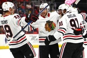 НХЛ: Чикаго розгромив Детройт, Монреаль поступився Кароліні
