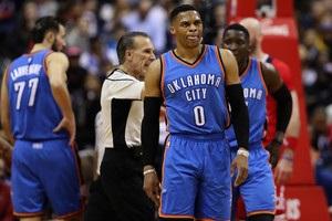 НБА: Оклахома перемогла Вашингтон, Маямі упустив перемогу із Сакраменто