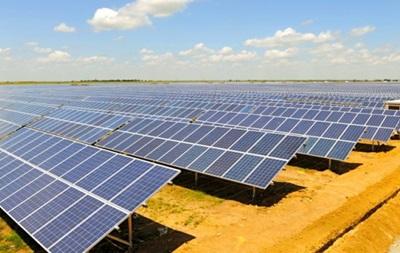 Канадцы построили под Днепром солнечную станцию за 11 млн евро