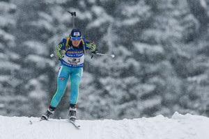Біатлон: Варвинець стала чемпіонкою Європи