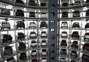В Украине продажи новых авто в январе выросли на 50%