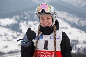 Украина впервые с 1994 года на Олимпиаде будет представлена в могуле