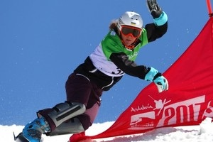 Українка Данча в топ-8 етапу Кубка світу зі сноуборду