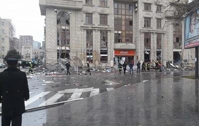 У столиці Азербайджану стався вибух газу