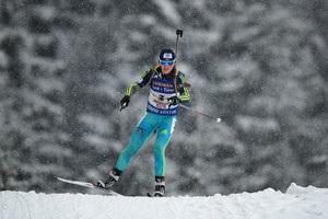 Варвинець завоювала срібло в гонці переслідування на чемпіонаті Європи