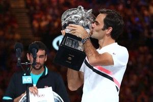 Федерер декласував Чиліча і виграв 20-й турнір Великого шолома
