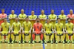 Футзал: Косенко назвал окончательный состав сборной Украины на Евро-2018