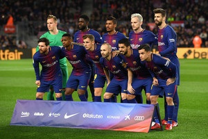 Барселона повторила рекорд времен Хосепа Гвардиолы