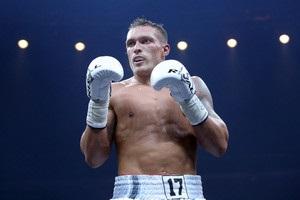 Усик поднялся в рейтинге лучших боксеров мира