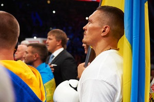 Усик залишився фаворитом на перемогу у Всесвітній боксерській суперсерії