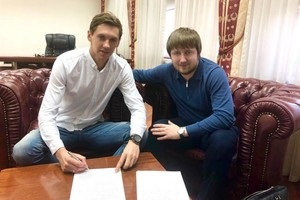 Динамо продлило контракт с лидером команды