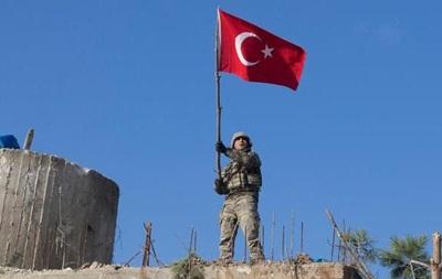 У Туреччині затримали понад 300 осіб за критику операції в Сирії