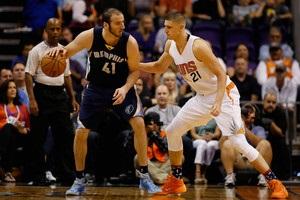 НБА: Атланта нанесла поражение Миннесоте, Финикс уступил Мемфису