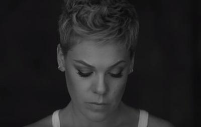 Украинка сняла клип для певицы Pink