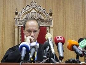 Судья Бачун заявил, что готов подать в отставку в случае подтверждения злоупотреблений властью