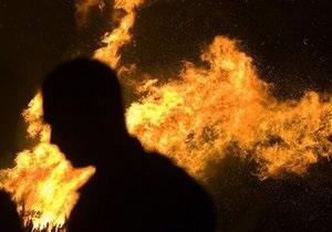 В Черкасской области во время пожара погибли три человека