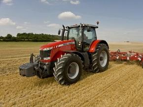 На украинский рынок вышли новые модели тракторов Massey Ferguson