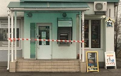 Киевлянка ради мести  заминировала  банковское отделение