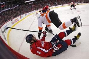НХЛ: Детройт переміг Сан-Хосе, Вашингтон - Філадельфію