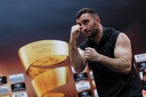 Гассієв: Дортикос - сильний боксер з важким ударом