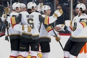 НХЛ: Вегас установил новый рекорд лиги для команд-новичков