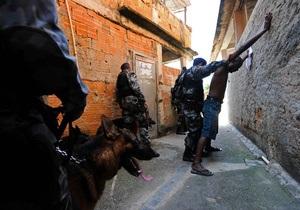 HRW обвинила бразильских полицейских в жестоких убийствах задержанных