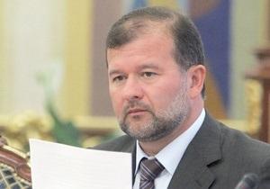 В ПР сообщили, что Янукович может назначить Балогу губернатором Закарпатья